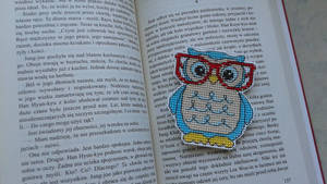 bookmark owl by Lalla9