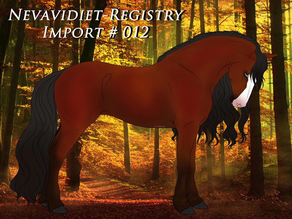 Nevavidiet Import #012 by Taz123321