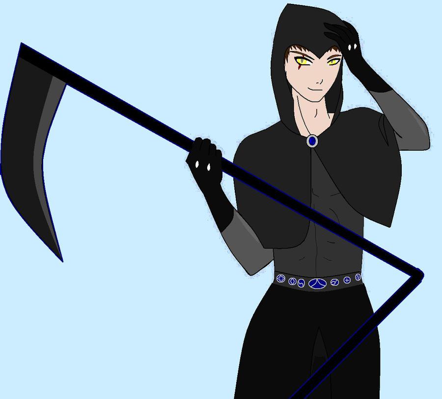 Karu the shadowmancer by animefanfic95