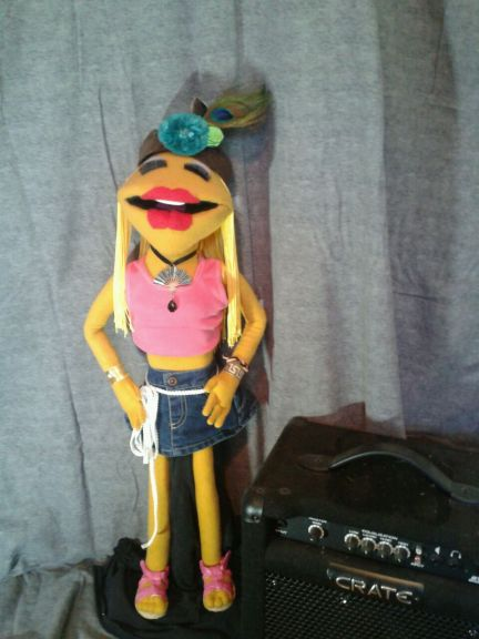 Janice Muppet Doll by MXSAVN31 on DeviantArt