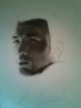 Chris Evans Unfinished