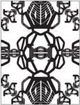 D in symmetry by celaenosong