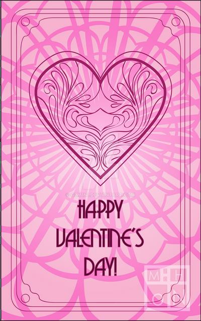 Valentine's Day 2015 by g3m1n1
