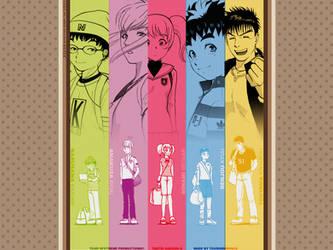 Detective's School Trip by Toushi-Kun