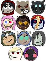 TDM Emojis 2