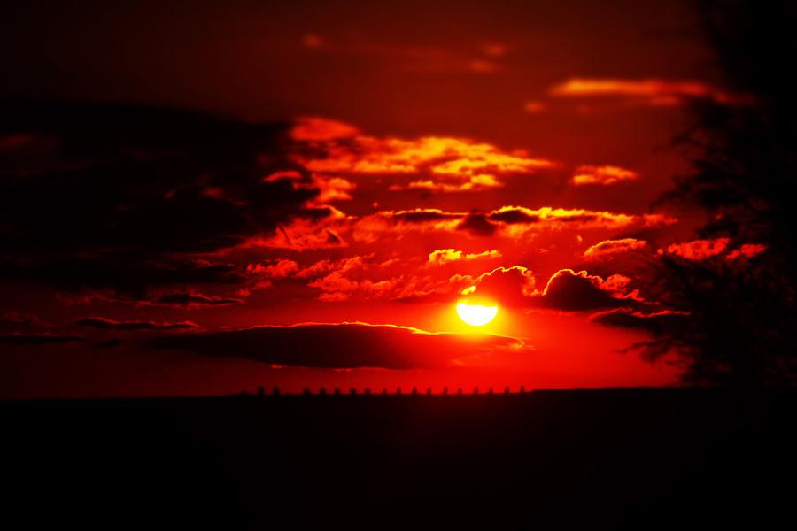 Sunrise by ahfmm