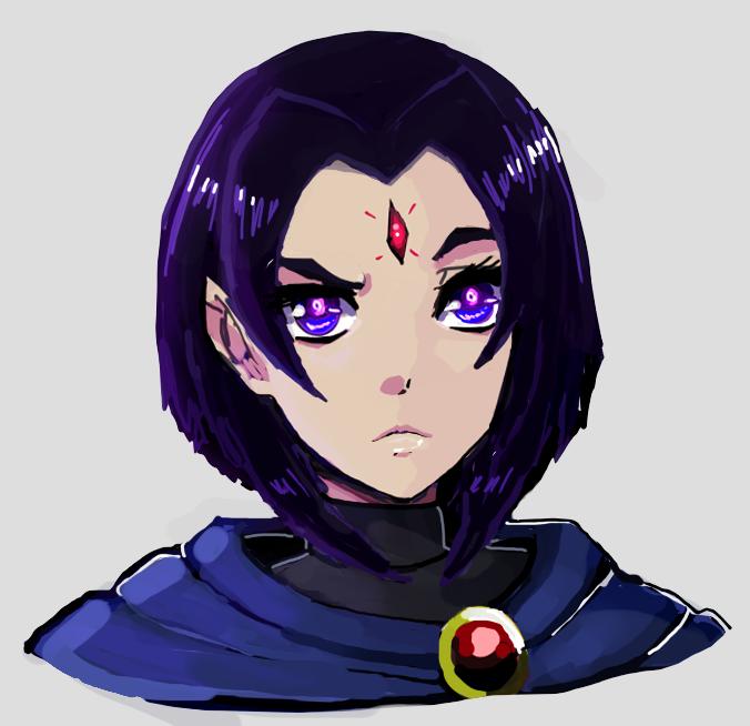 Raven Of Teen Titans 68