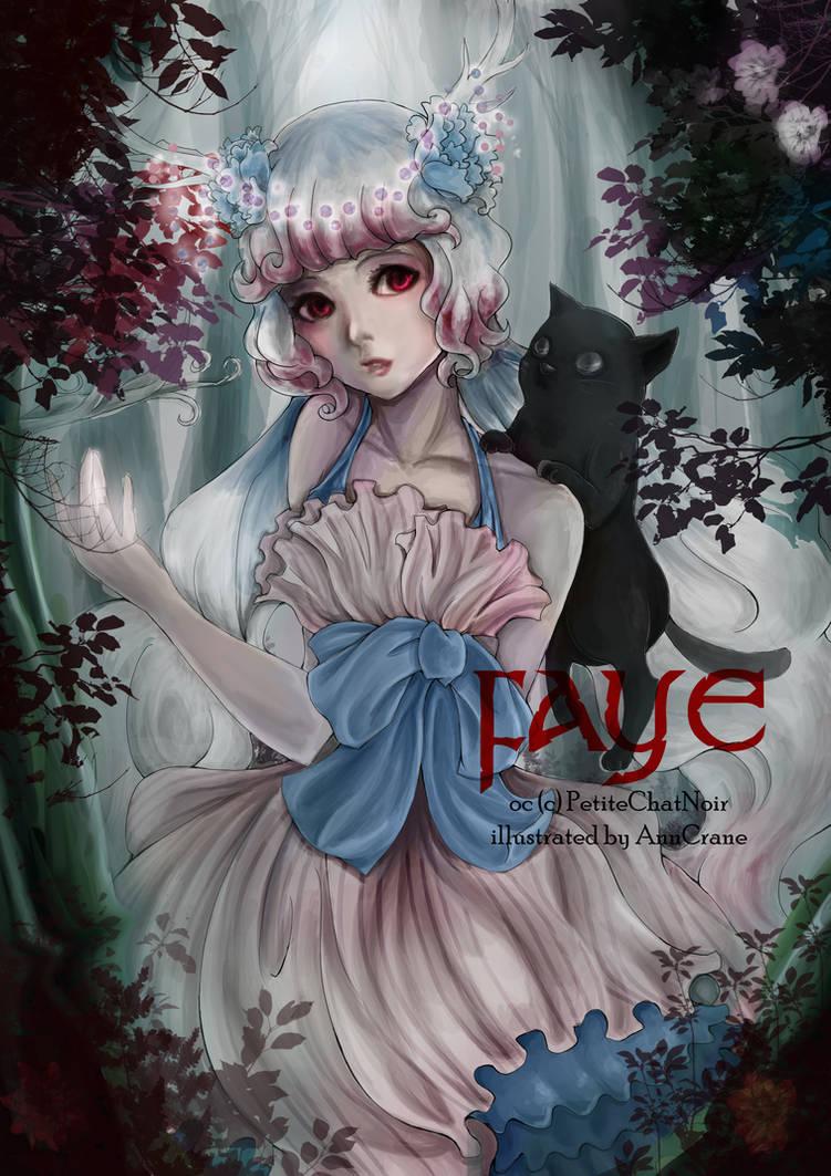 Faye by AnnCrane