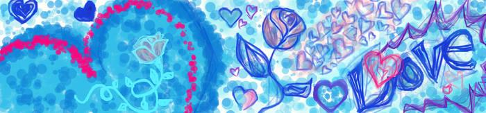 Blue dots are fun. by Sarcastic-Ninja