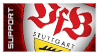 VfB Stuttgart Stamp by CreKDesiGn