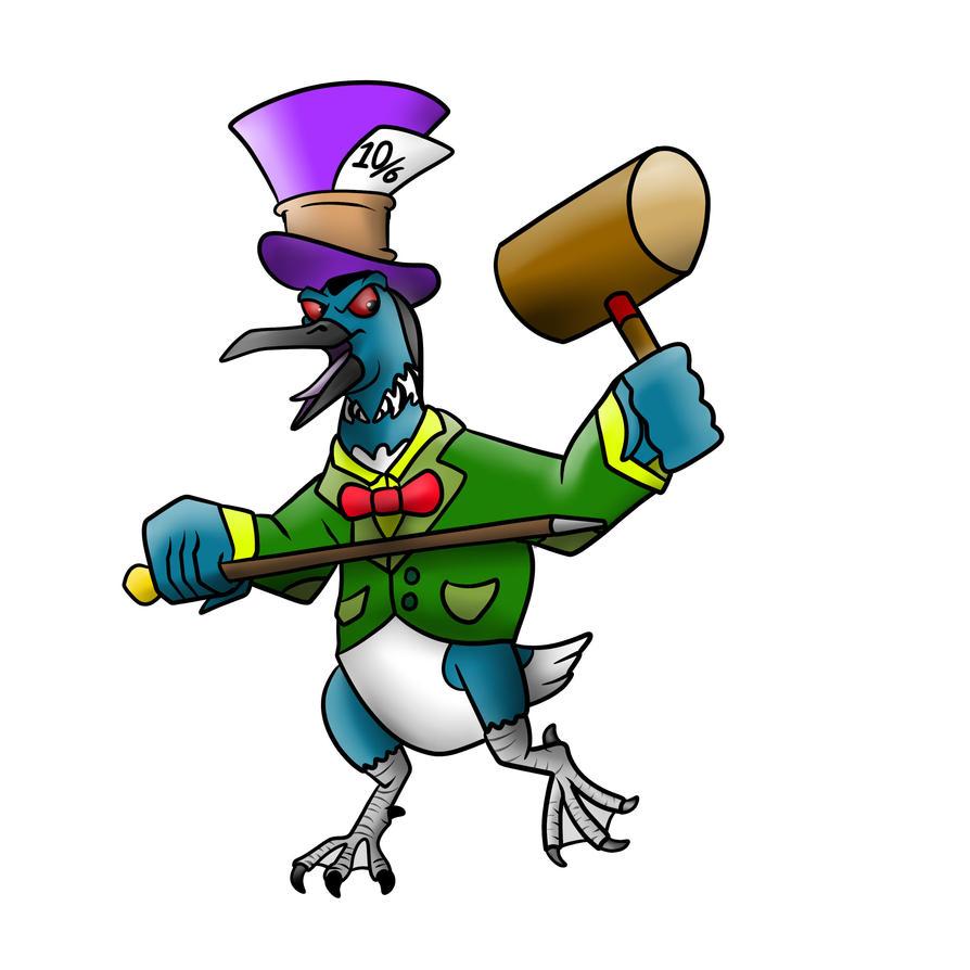 Loony Bird by tombola1993