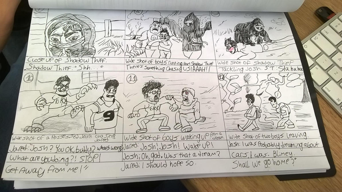 Daymare Storyboard 2 of 2 by tombola1993