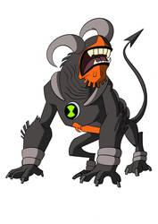 Ben 10 Pokemon Fusion - Wildoom