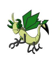 Ben 10 Pokemon Fusion - Stinkbrava