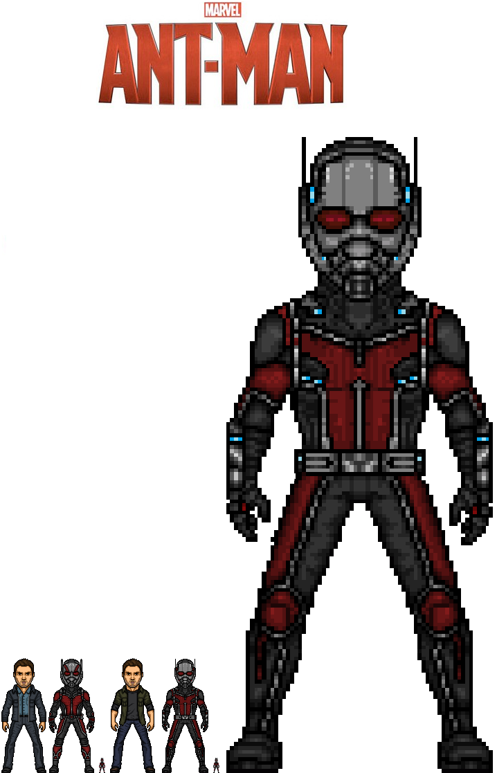 ant-man by doctorstrange7