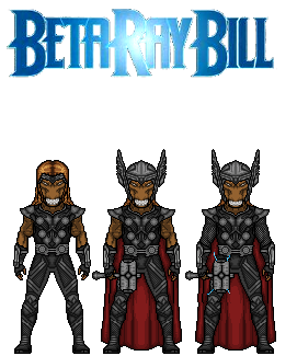 BetaRayBill by doctorstrange7