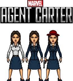 Agent Carter(peggy carter) by doctorstrange7