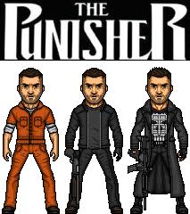 The Punisher by doctorstrange7