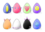 Octocristal Egg Batch open by always-cute-adopts