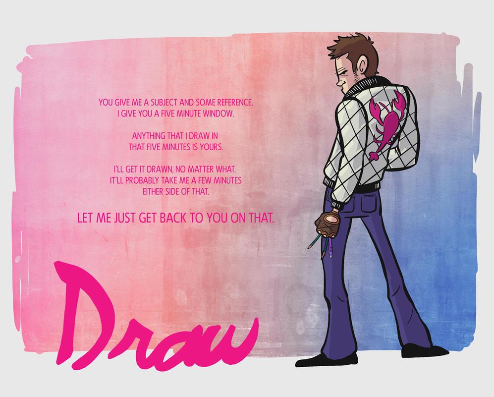 I am the Drawer by nightlink