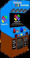 Game-Fi Arcade Cabinet, Digitally Remastered