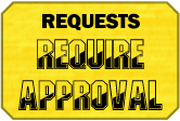 Approval Requests Badge by LevelInfinitum
