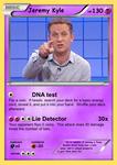Jeremy Kyle (Pokemon Card)