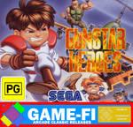 Gunstar Heroes Game-Fi Cover