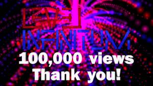Level Infinitum - 100,000 Views