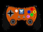 Joshtech Kadox Controller (Orange)