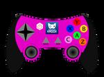 Joshtech Kadox Controller (Pink)