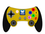 Joshtech Kadox Controller (Yellow)