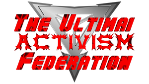 The Ultimai Activism Federation Logo 2017