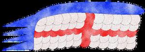Emperor England Wing Emblem