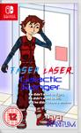 Taser Laser Galactic Ranger Nintendo Switch