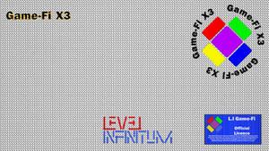 Game-Fi X3 Box Art Template