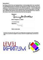 BFDI counter signature