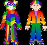 OC No. 25) Rainbow Llewellyn