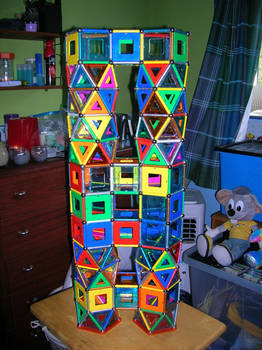 Geomag - Level Infinitum Twintowers