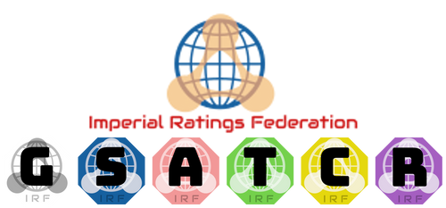 Imperial Ratings Federation Certificates by LevelInfinitum