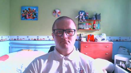 My new computer glasses