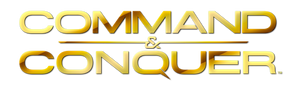 New Command and Conquer Logotype + Classic Colors