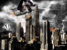 Badger Catastrophe by Diamond00744