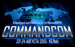 CommandCom 2013 Logotype