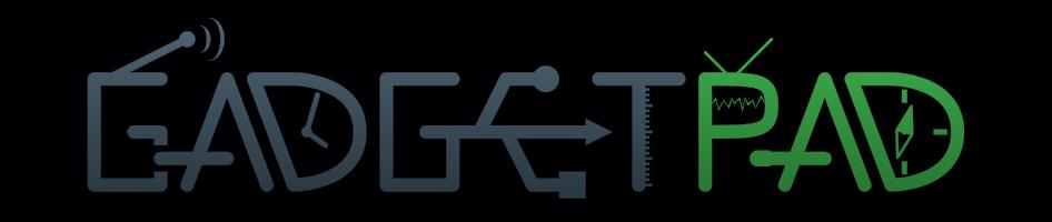 GadgetPad Logotype by Diamond00744