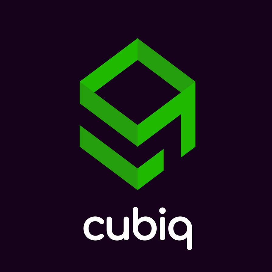 Cubiq Logotype 2.0 by Diamond00744