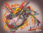 Rayquaza's V-Create