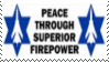 Stamp Israel Superior Military by Zionist-4-Ever