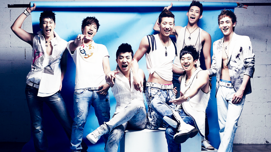 Joyous 2PM Wallpaper by ohhellothere on DeviantArt