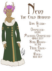Nevo- sheet by Crystori